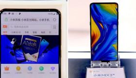 [Sốc] Mi MIX 3 đã thử nghiệm thành công mạng 5G và chip Snapdragon 855